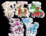 [ Puprock Adopts] Batch #5 (OTA SALE!) (CLOSED)