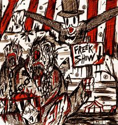 The Freek Show by Manomatul