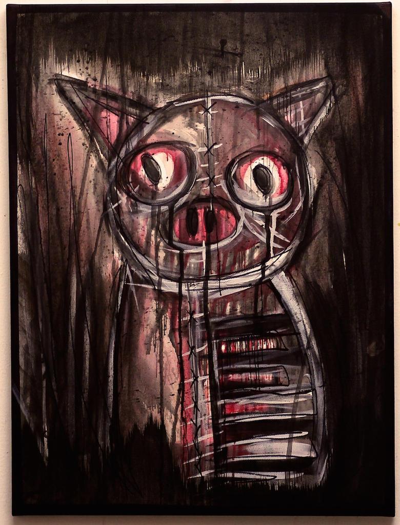 Oink Oink by Manomatul