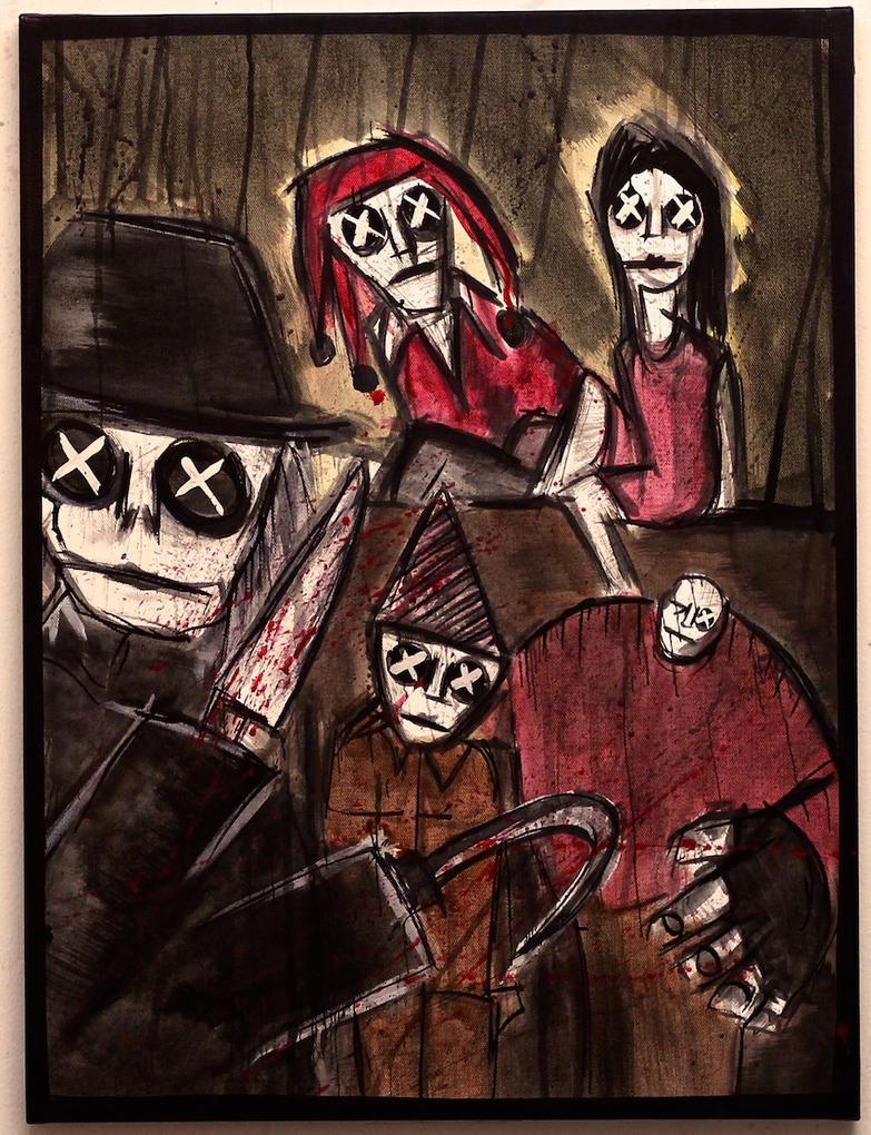 Bad Puppets by Manomatul