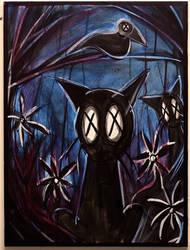 Midnight Predators by Manomatul