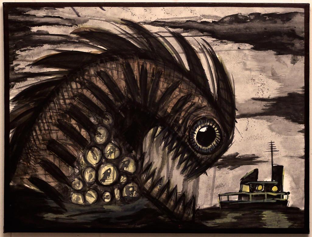 Oceanic by Manomatul