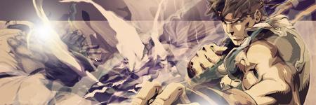 Ryu signature by RubnRocker