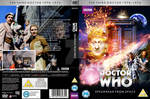 Doctor Who Spearhead from Space custom DVD cover