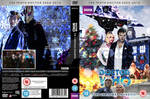 Doctor Who The Christmas Invasion Custom Cover