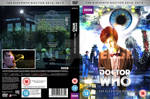 Doctor Who The Eleventh Hour Custom DVD Cover