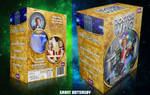Dr Who-Trial of a Timelord Custom DVD Box Set