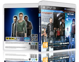 Quantic Dream Collection - PS3 by GrantBattersby