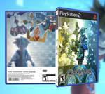 Kingdom Hearts - PS2 Custom Cover