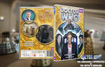 Custom Dr Who Cover - The Magicians Apprentice