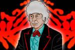 The Third Doctor Cartoon