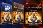 Doctor Who The Five Doctors DVD Cover Varients