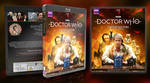 Doctor Who - The Five Doctors Custom Blu Ray Cover