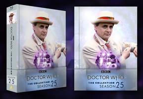 Doctor Who: The Collection - Season 25 Blu Ray V2
