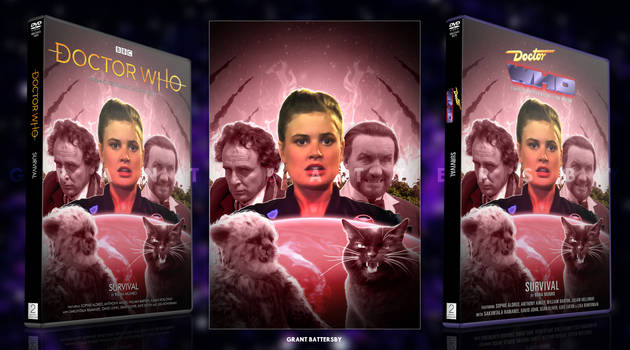 Doctor Who - Survival DVD Cover