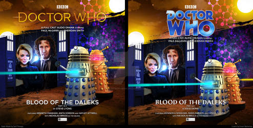 BigFinish Doctor Who Blood of the Daleks