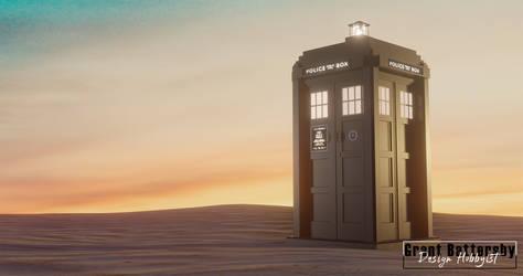 TARDIS - Matt Savage Concept