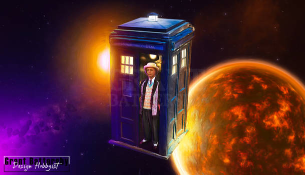 Leaving Ace on Gallifrey - Doctor Who