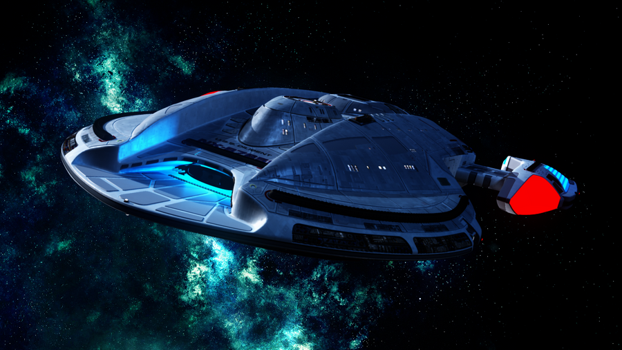 Starship Galaxy Tour