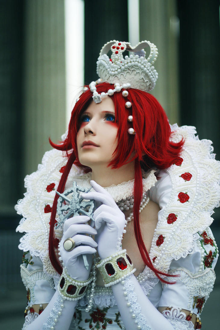 Trinity Blood - Esther Blanchett by AgnessBlanvradica