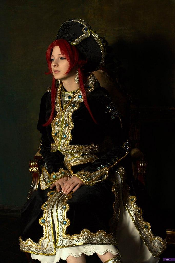 Esther Blanchett by AgnessBlanvradica