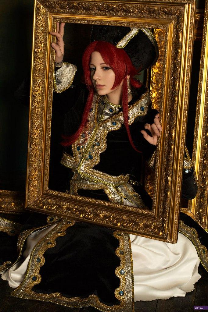 Trinity Blood - Esther Blanchett by AgnessBlanvradica