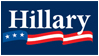 Hillary Clinton 2008 by manticor-stamps