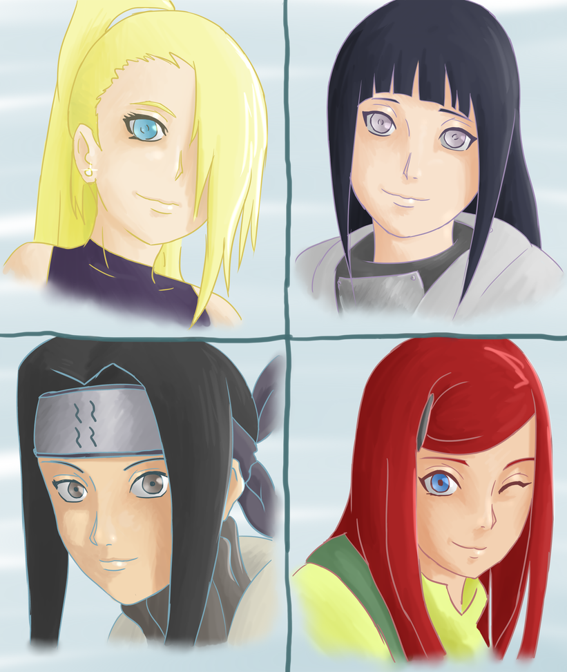 Naruto Challenge, Day 2: Favorite Female Character By