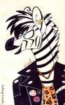 80's Zebra