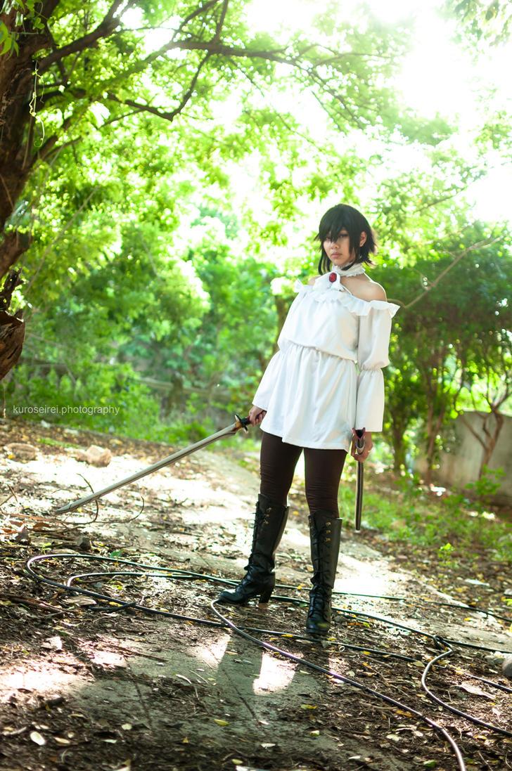 Blood + Saya Adaigo Version 2 by KuroSeirei