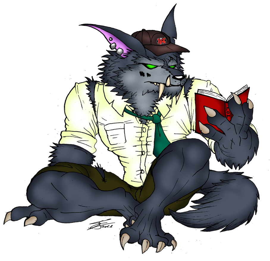 Student Warwick by BlueWolfArtista