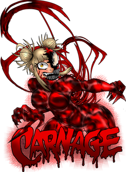Himiko Toga is Carnage
