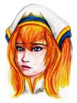 Goblin Slayer - Priestess Portrait