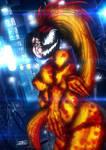 (BNHA) Momo Yaoyorozu + Scream (Venom)