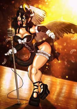 Alice is a Beautiful Angel-Demon
