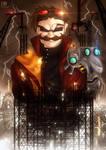 TITANIC MONARCH - (Dr. Ivo Robotnik) Sonic Movie