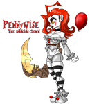 SkullGirls - IT: Pennywise the Dancing Clown