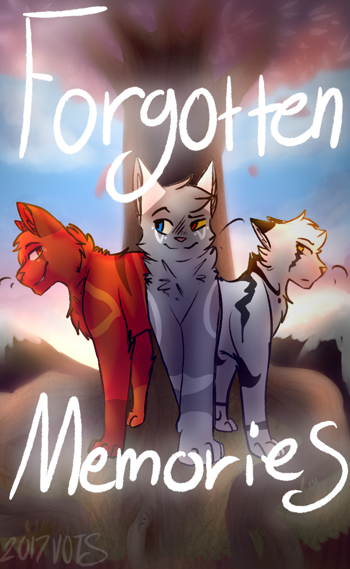 2017 -- Forgotten Memories Comic Cover by Virtue-Of-The-Stars
