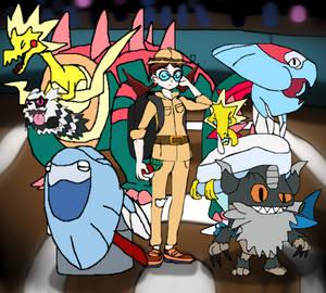 galar team