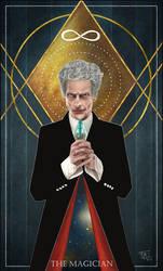The Magician by Medinaquirin