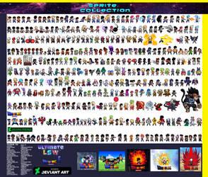 Dragon Ball Universe Collection_By_SSJRAMON by SSJRAMON