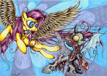 Flutterfry by megaphonnic