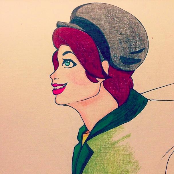 Princess Anastasia by itsARTime