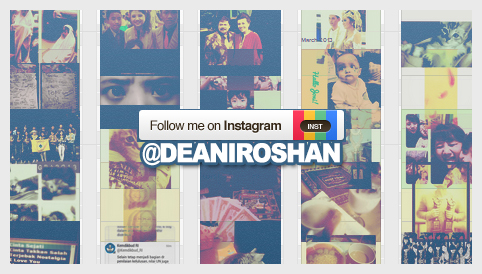 Follow me on Instagram! by deannaed
