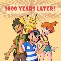 3000 years by JaySherman93