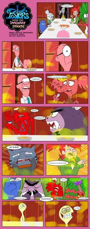Foster's Comic #2
