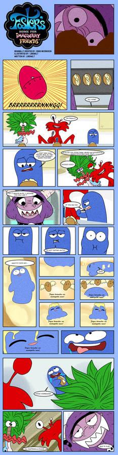 Foster's Comic 4