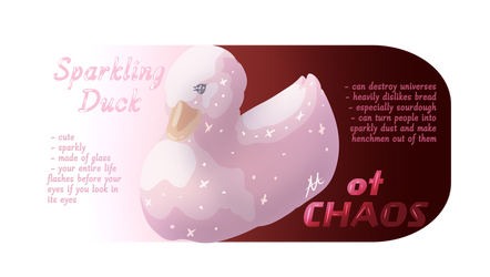 Sparkling Duck of Chaos
