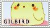 Piyo - it's Gilbird by makeitstampy