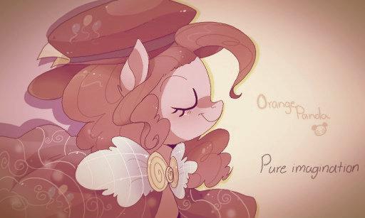 Pinkiewonka by 0rangePanda